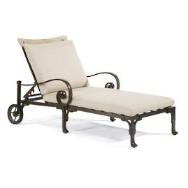 Maison Jardin Chaise with Cushions