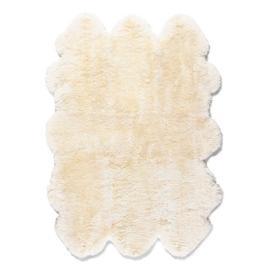 Natural Sheepskin Area Rug