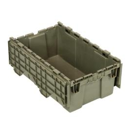 Heavy Duty Attached Lid Storage Containers
