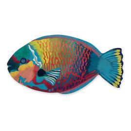 Parrot Fish Mat