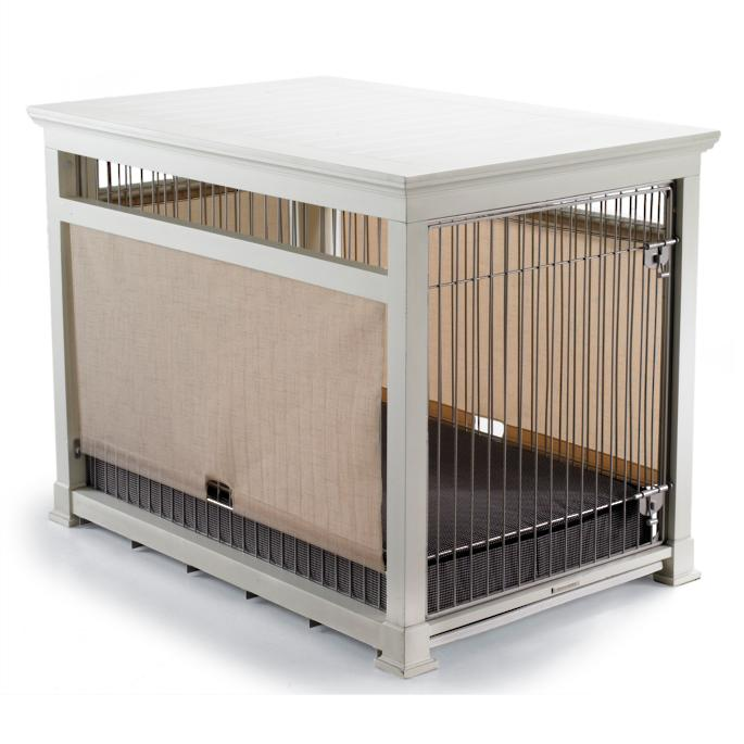 Dog kennels that look like furniture 11