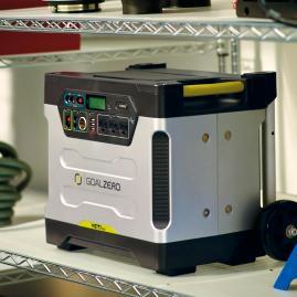 Solar Power Generator 1250