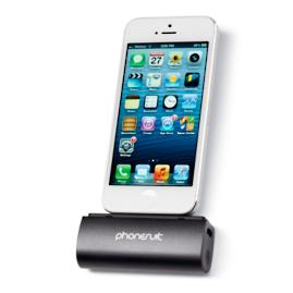 Flex Micro Battery Pack for iPhone 5