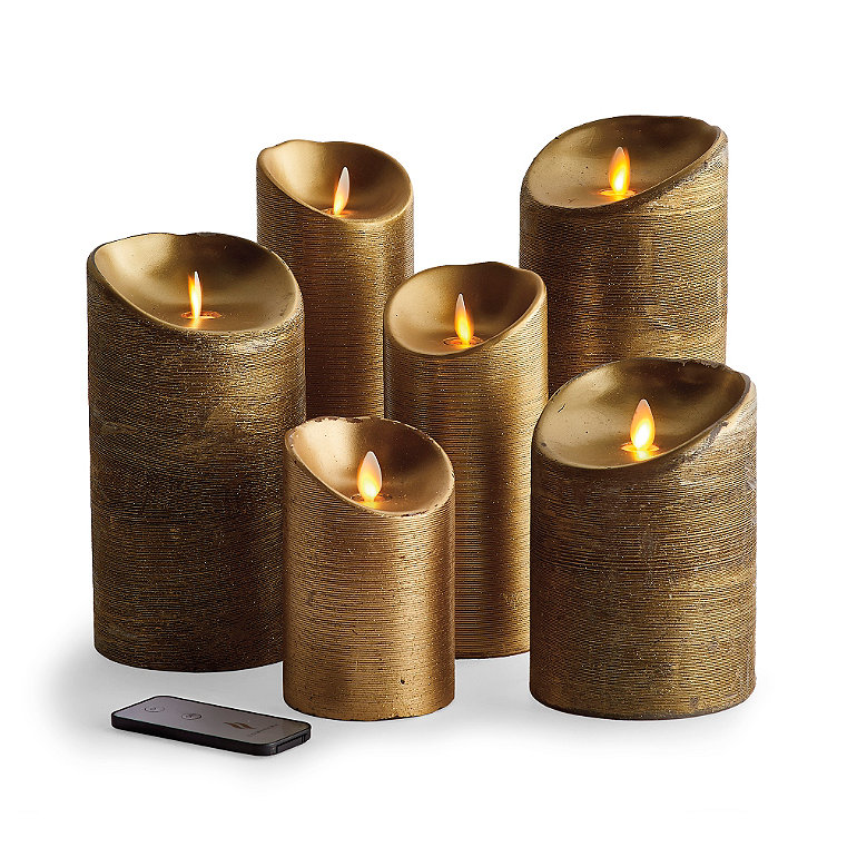 Battery Operated Candles Flameless Candle Frontgate