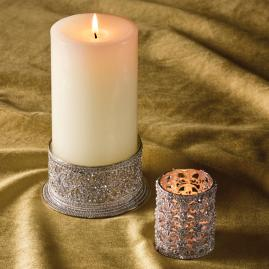 Windsor Pillar Candle Cuff