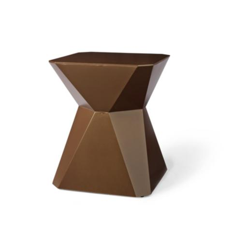 prism side table frontgate prism coffee table made in ratio the future perfect
