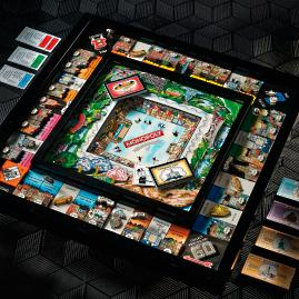 Limited Edition 3D New York City Monopoly by