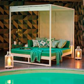 Breeze Daybed with Canopy