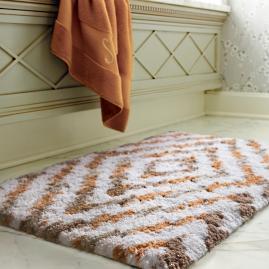 Greyton Ikat Bath Rug