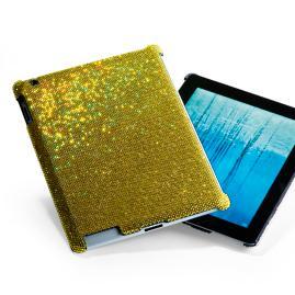 Crystal iPad 2/3 Portfolio Case with Swarovski Elements®