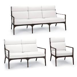 Anders Loveseat with Cushions