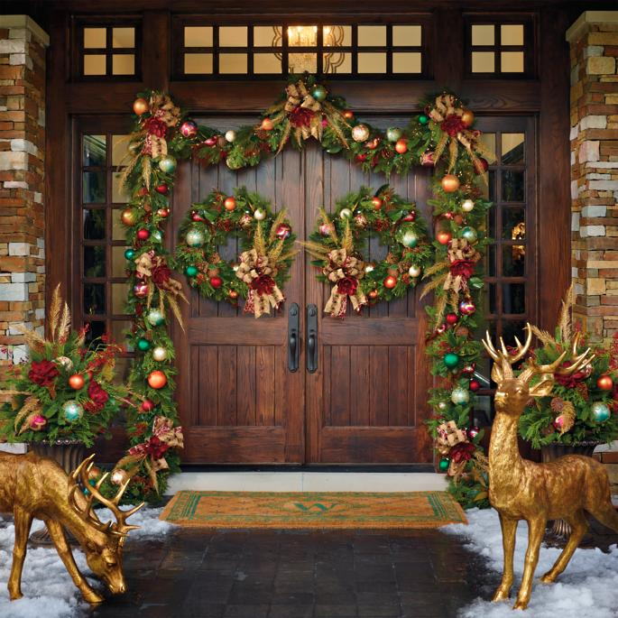 Florist's Choice Designer Front Door - Frontgate