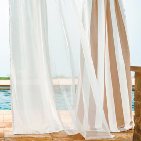 drapery panels in special order fabrics - Drapery Panels