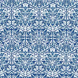 Amsterdam Tile Cobalt