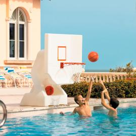 Pro Pool Basketball Shot