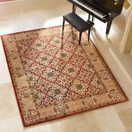 Reese Wool Area Rug Frontgate