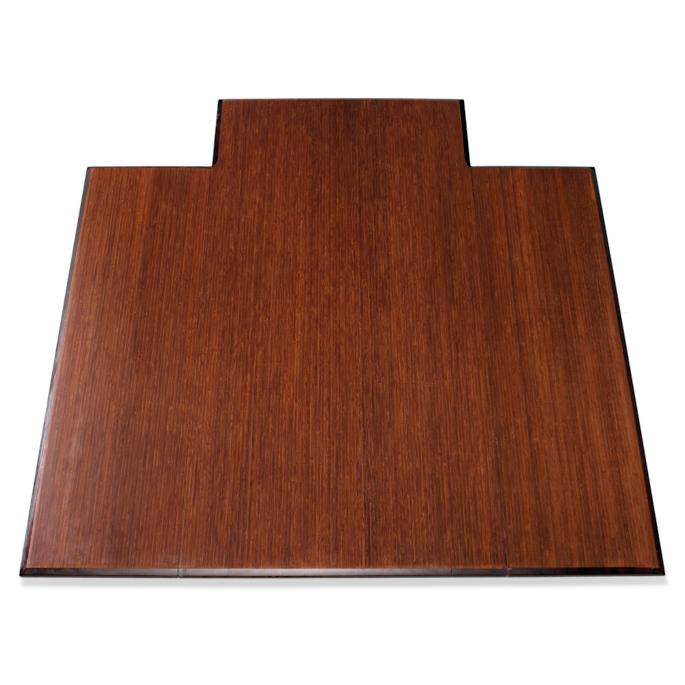 bamboo office chair mat frontgate. Black Bedroom Furniture Sets. Home Design Ideas