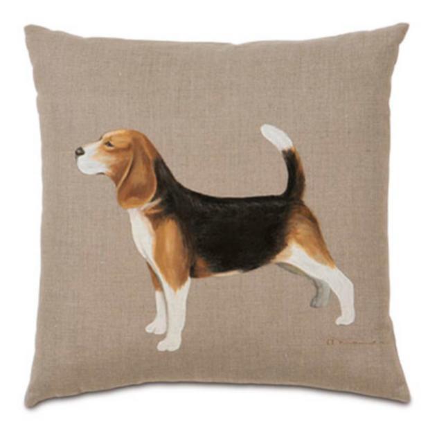 Decorative Dog Throw Pillows : Decorative Dog Breed Pillows - Frontgate