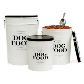 Bon Chien Pet Food Storage Canister