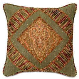 "Glenwood 18"" sq. Decorative Pillow"