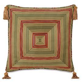 "Glenwood 20"" sq. Decorative Pillow"