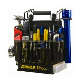 Complete 90-piece Mobile-Shop Tool Bag