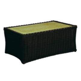 Sedona Coffee Table with Granite Top by Summer