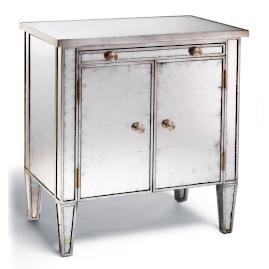 Specchio 2-door Night Stand