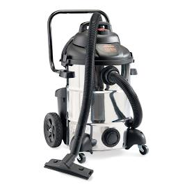 Stainless Steel Shop Vac