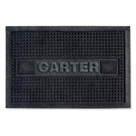 WATER & DIRT SHIELD ™ Personalized Door Mat