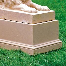 Molded Pedestal