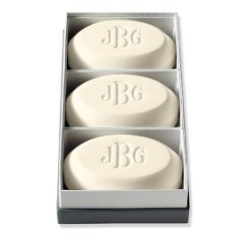 Box of Three Wedding Flower Scented Soaps