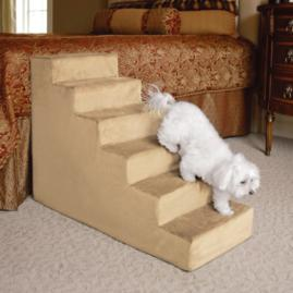 Animals Matter ® Small Upholstered Pet Steps