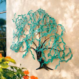 Willow Tree Copper Wall Sculpture