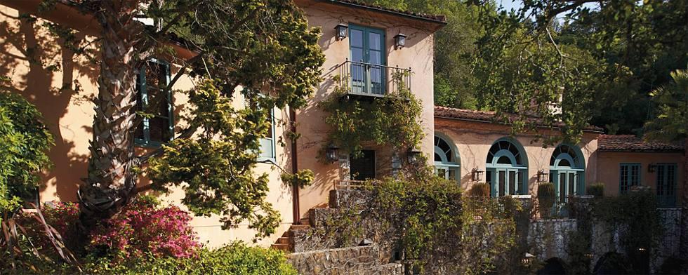 California Renaissance Home Style