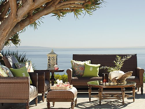 Frontgate Berkeley Outdoor Furniture Collection Patio