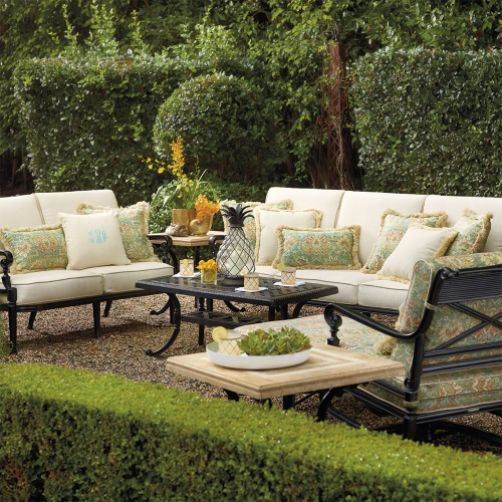 Frontgate Carlisle Furniture Collection yx Outdoor Furniture