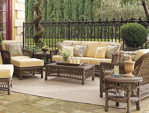 Frontgate Hampton Outdoor Furniture Collection Patio