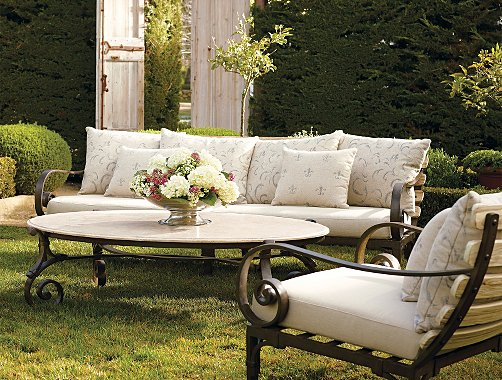 Frontgate Maison Jardin Outdoor Furniture Collection