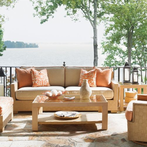 Frontgate Tommy Bahama Canberra Outdoor Furniture