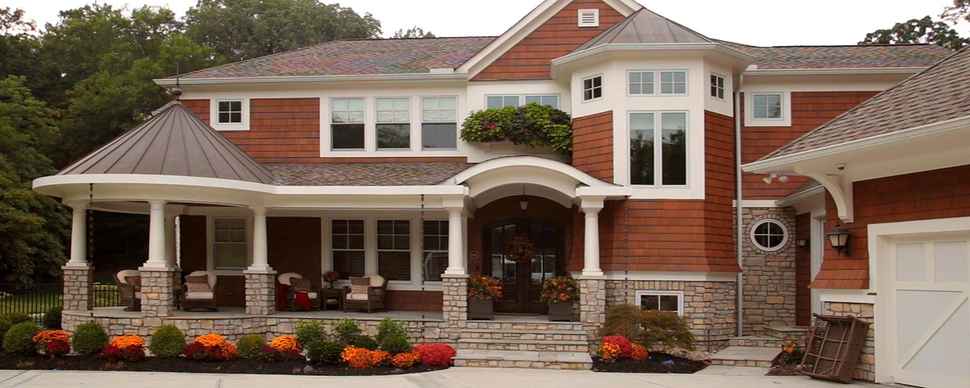 The best of both worlds home style for Americas best home builders