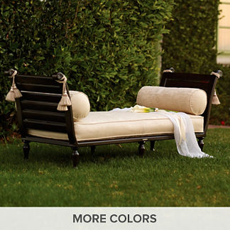 Outdoor Bench Seating - Storage Benches - Outdoor Accent Chairs ...