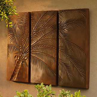 Outdoor Wall Decor - Outdoor Wall Art - All Weather Art - Frontgate