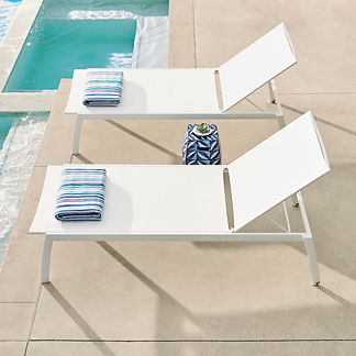 Chaise Lounges - Outdoor Chaises - Chaise Lounge Chairs | Frontgate