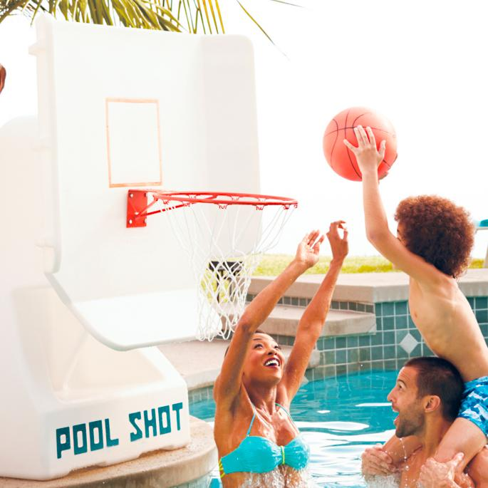 Pool Basketball Hoops Frontgate