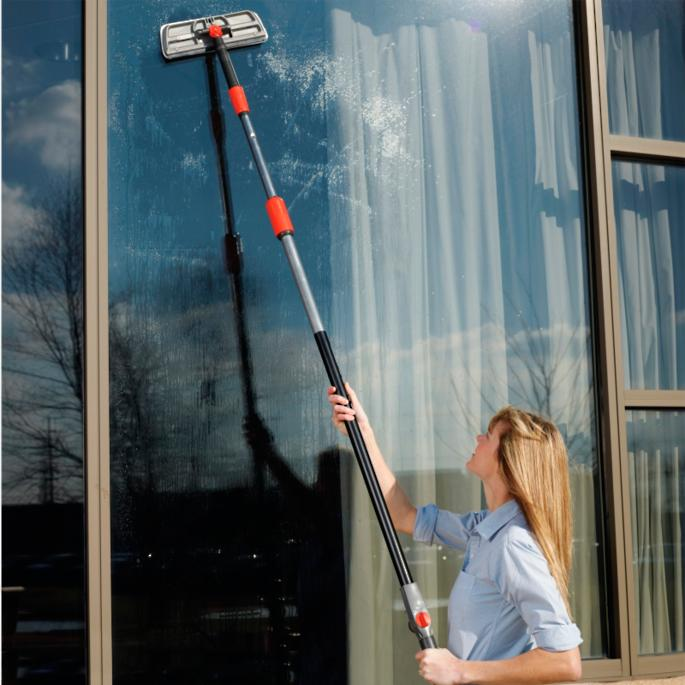 Telescoping Water Outdoor Cleaning Kit Frontgate
