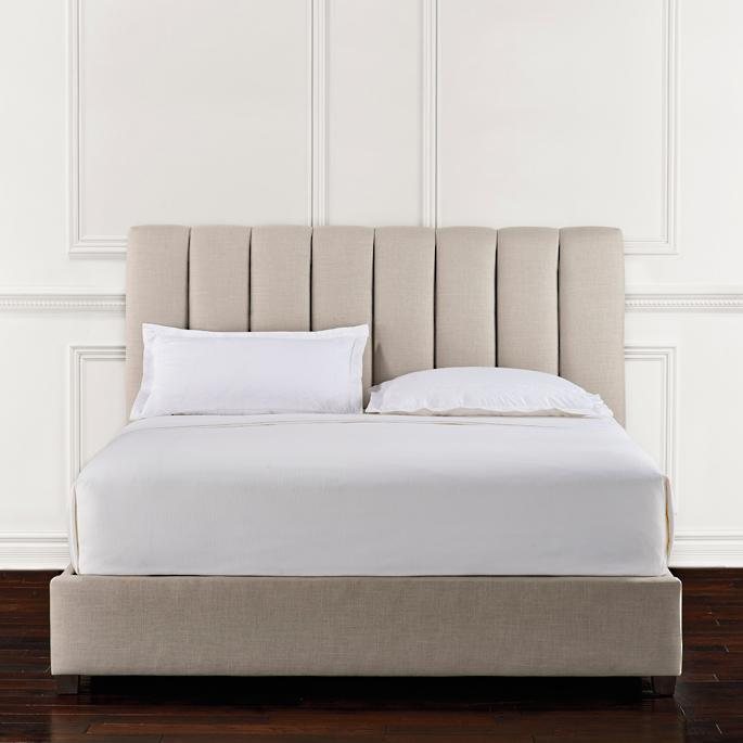 lyell channel quilt king bed