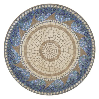Knf Neille Olson Mosaics Caribbean Sea Collection