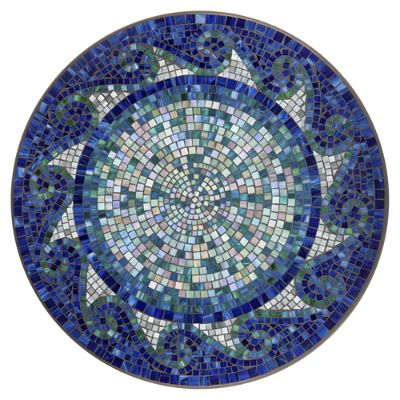 Knf Neille Olson Mosaics Ocean Waves Collection Frontgate