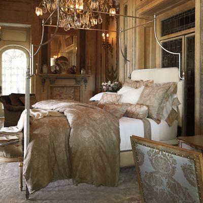Novara Italian Percale Bedding Collection Frontgate